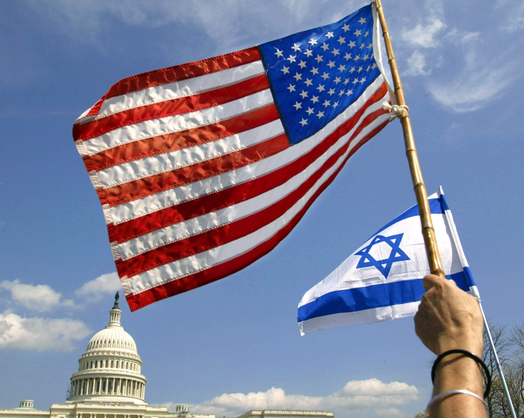 We Must Always Stand With our Ally Israel | Larsen Financial