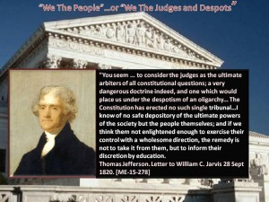 Jefferson-judges