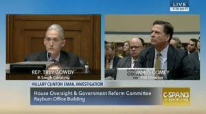 Gowdy and Comey