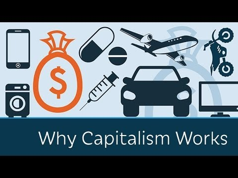 Why Capitalism Works