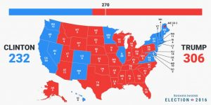 2016 Electoral College Tally