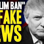 Muslim-ban-is-fake-news-Trump