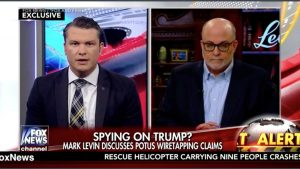 Mark Levin Fox Friends Obama spying