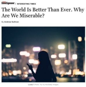 Why Miserable